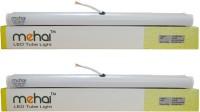 Mehai T5 5W 1FEET TUBE LIGHT Straight Linear LED (White, Pack Of 2)
