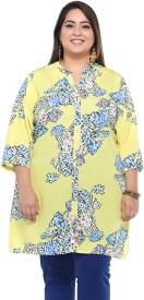 plusS Printed Women's Tunic