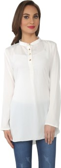 From The Ramp Solid Women's Tunic - TUNE87EVBMHD55CF