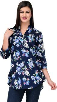 Stilestreet Floral Print Women's Tunic