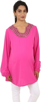 Liz Lange Embroidered Women's Tunic
