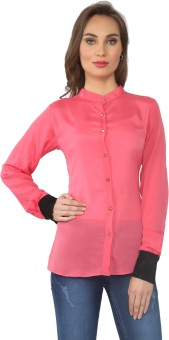 From The Ramp Solid Women's Tunic