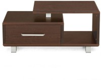 @home By Nilkamal Mustang Low Solid Wood Entertainment Unit (Finish Color - Brown)