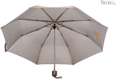 Bizarro.in BIU-1133470-PK-BLK-BRN-Combo-Set of 2 Umbrella