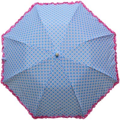 Fendo 2 Fold Auto Open Multi color 400129_D Umbrella