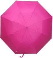 Fendo Auto Open 2 Fold Nylon Women Strawberry _j Umbrella (Pink)