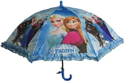 Disney Umbrellas Disney Frozen Blue Umbrella