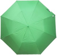 Fendo Auto Open 2 Fold Nylon Women Strawberry _h Umbrella (Green)