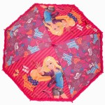 Barbie Umbrellas Barbie 100% Doll Umbrella