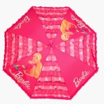 Barbie Umbrellas Barbie Barbie Frills Umbrella