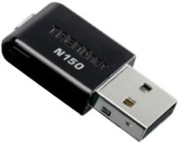 TRENDnet 150Mbps Mini Wireless N USB Adapter USB Adapter