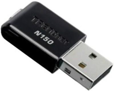 TRENDnet 150Mbps Mini Wireless N USB Adapter