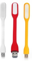 Wowobjects White,Red,Yellow USB Lamp (White, Red, Yellow)