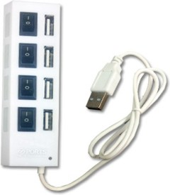 Super-IT 4 Port with Power Switches USB USB Hub