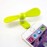 Kolorfish IFunny Portable Mini Lightning GR USB USB Fan (Green)