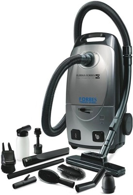 Eureka Forbes TRENDY STEEL DRY Dry Vacuum Cleaner (Grey)