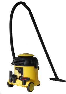 Rodak CleanStation 6 Dry Vacuum Cleaner (Yellow)