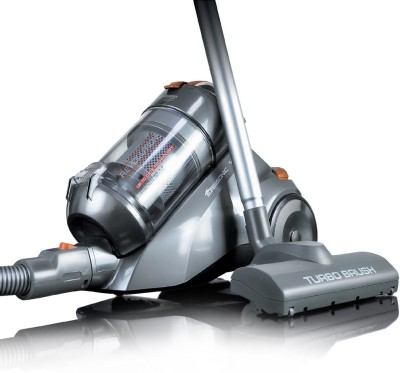 REDMOND 1600W Multicyclone (8+1) HEPA filter, bagless Dry Vacuum Cleaner (Metallic)