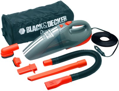 Black & Decker ACV 1205 Car Vacuum Cleaner