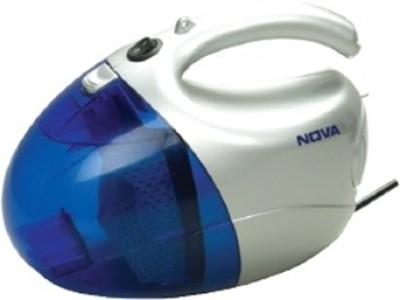 Nova VC 766 Hand-held Vacuum Cleaner (Silver)