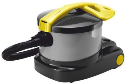 Inventa Whisper Dry Vacuum Cleaner (Yellow Grey)