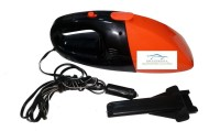 Dressrosa Gearupx1 Car Vacuum Cleaner (Orange, Black)