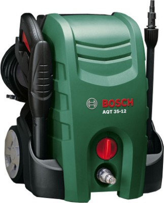 Bosch AQT 35-12 High Pressure Washer (Black, Green)