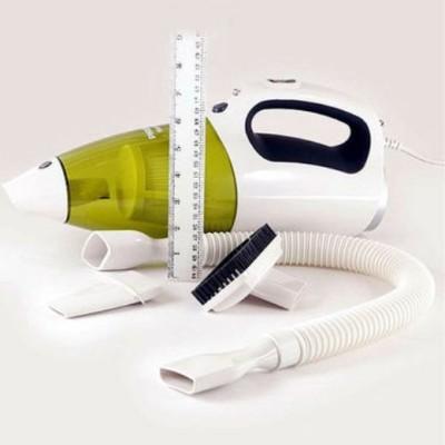 Philips FC6130/01 Dry Vacuum Cleaner (White & Lemon)