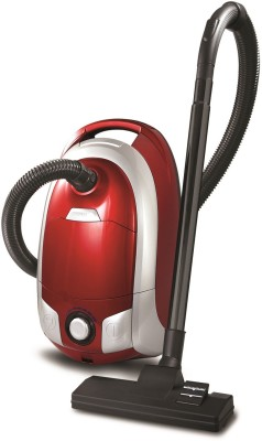 Eureka Forbes Vogue Dry Vacuum Cleaner (Red, Silver)