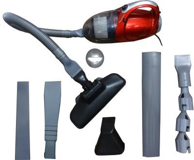 JK Ultra Vacuum Cleaner Dry Vacuum Cleaner (Red, Black)