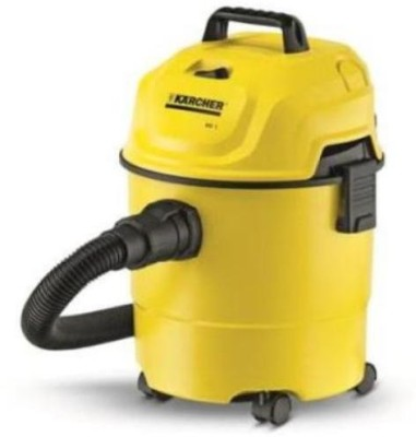 Karcher MV1 Wet & Dry Cleaner (Yellow, Black)