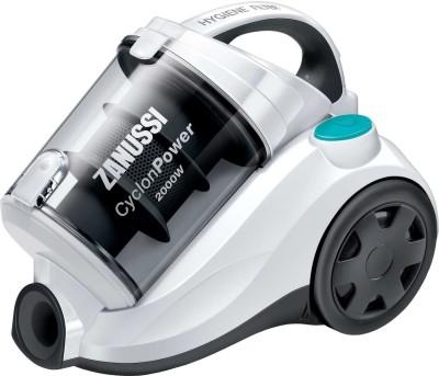 Zanussi ZAN 7802 Bagless Cylinder Vacuum Cleaner Dry Vacuum Cleaner (White)