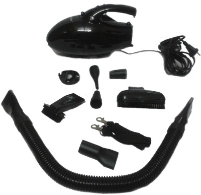 Euroline EL-1010 Hand-held Vacuum Cleaner (Black)