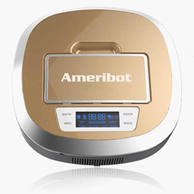 Ameribot 720 Robotic Floor Cleaner (golden)