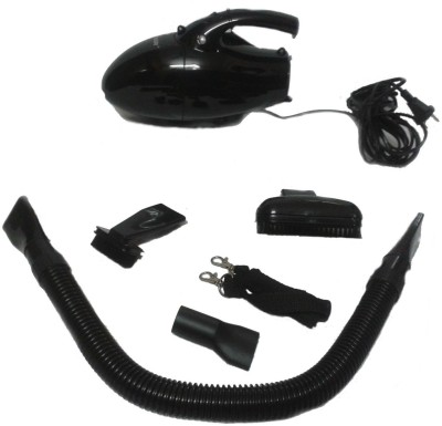 Euroline VC-800 Hand-held Vacuum Cleaner (Black)