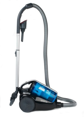 Hoover Jazz TJA1410 Dry Vacuum Cleaner (Black and Blue)