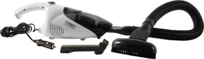 Eureka Forbes Car Clean Vacuum Cleaner (Black & White)
