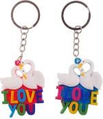 Bigcart Love Bird Key Chain Gift Set