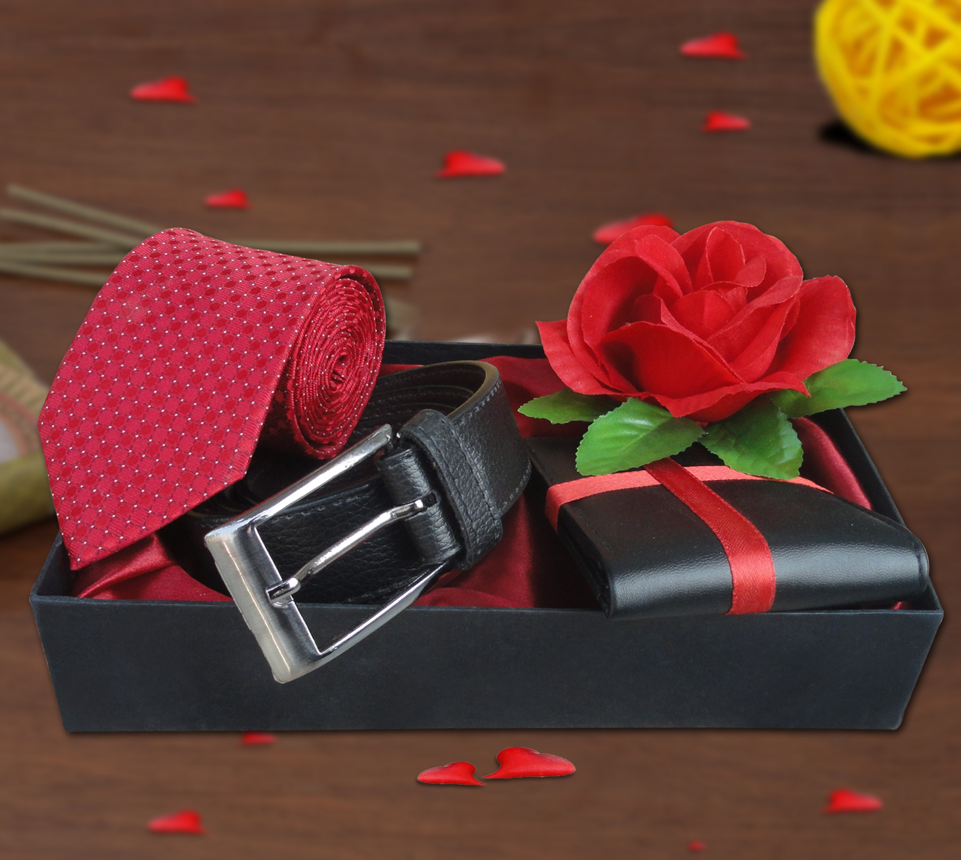 Tiedribbons TIED RIBBONS Valentinetine Day Combo Gift For Husband ...