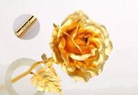 RajHeera Gold Rose Large Valentine Gift Set