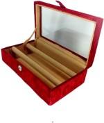 Kuber Industries Vanity Boxes Kuber Industries Two Rod Bangle Jewellery Vanity Multi Purpose