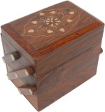 Pindia Vanity Boxes Pindia Beautiful Wooden Work Design Jewellery Vanity Case
