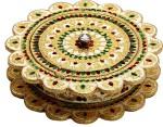 Aapno Rajasthan Vanity Boxes Aapno Rajasthan Floral Shape MultiUtility Vanity Box
