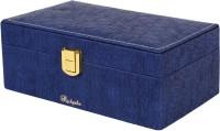 Richpiks Small Jewellery Accessories Box Jewellery Purpose Vanity Multi Purpose (Blue)
