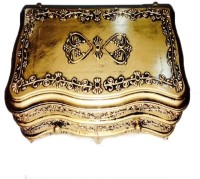Sogo Classic2 Gold These Jewellery Boxes Are Used For Jewellery Storage And Bangle Storage Vanity Box (Gold)