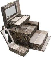 Knott Utility Box Jewellery Vanity Multi Purpose (Multi Color)