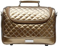 Kudos Base Makeup Vanity Case (Gold)