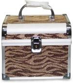 Thar Handloom Vanity Boxes Thar Handloom Golden Maroon Jewellery and Makeup items Vanity Multi Purpose