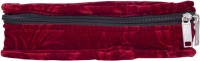 Connectshop 4 Pouch Medium Jwellery Box Red Vanity Multi Purpose (Red-05)