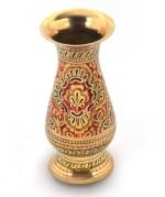 Ufc Mart Ufc Mart Brass Vase
